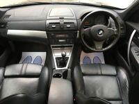 2006│BMW X3 2.0 20d M Sport 5dr│2 Former Keepers│Hpi Clear│Leather│Full Service History
