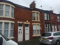 Wheatland Lane Wallasey - two bedroom unfurnished house to let