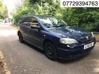2002 Vauxhall Astravan1.7 DTi 16v LS Panel Van # 1 YEARS MOT # Low Miles