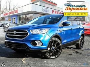 2017 Ford Escape Titanium>>>loaded Cap unit<<<