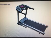 TREADMILL TRACKSPEED 5000 - Gym Standard Treadmill