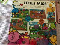 Little Miss puzzles