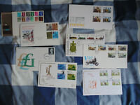 Stamps, FDC's