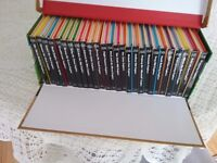 THOMAS THE TANK ENGINE BOXED SET OF BOOKS. NEW COMPLETE SET. NEVER USED.