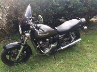 Kawasaki Zephyr 750 D1