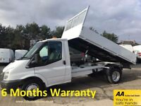 Ford Transit 350 RWD 2.2 TDCI 100 MWB 1 WAY