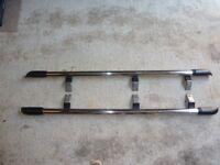 Honda CR-V Mk 1 side bars.