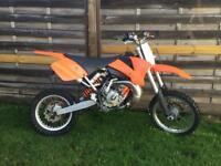 KTM SX 65 2007 (RUNNING) £900 Ono or swap for 85 NOT CR,CRF,YZ,YZF,RM,RMZ,KX,KXF