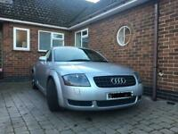 Audi TT 225 Quattro 1.8T *Super Low Mileage!*