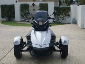 2009 Can Am Spyder RS SM5 Low K's Many Xtras Two Brothers Exhaust Bunbury Bunbury Area Preview