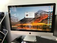 "2011 27"" iMac with Intel Core i7 Processor"