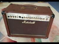 MARSHALL AS50R AMPLIFIER