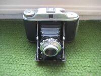 Vintage G. B. Kershaw Folding Viewfinder Camera 630