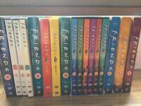 Friends DVD box set. (Series 1 to 10)