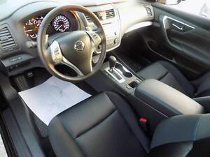 Nissan Altima 2.5 SR 2016 Noir  Québec City Québec image 7