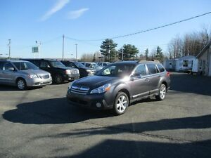2013 Subaru Outback Touring 2.5i - AWD (traction intégrale)