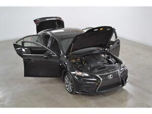 2014 Lexus IS 250 AWD F-Sport Cuir*Bluetooth*Sieges Chauffants*