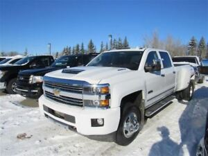 2017 Chevrolet SILVERADO 3500HD High Country Dually Diesel