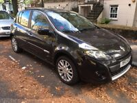 Renault Clio 1.6 VVT 2011 5 dr Dynamique Tom Tom Black Automatic