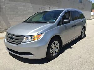 2012 Honda Odyssey LX|Mint Condition|One Owner|Low Kms