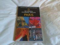 National Geographic Traveller Paris guidebook