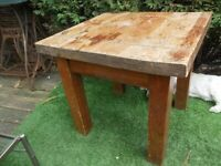 Mexican pine coffee table conservatory patio use