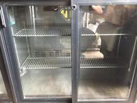 3 Under counter bottle fridge/ chiller