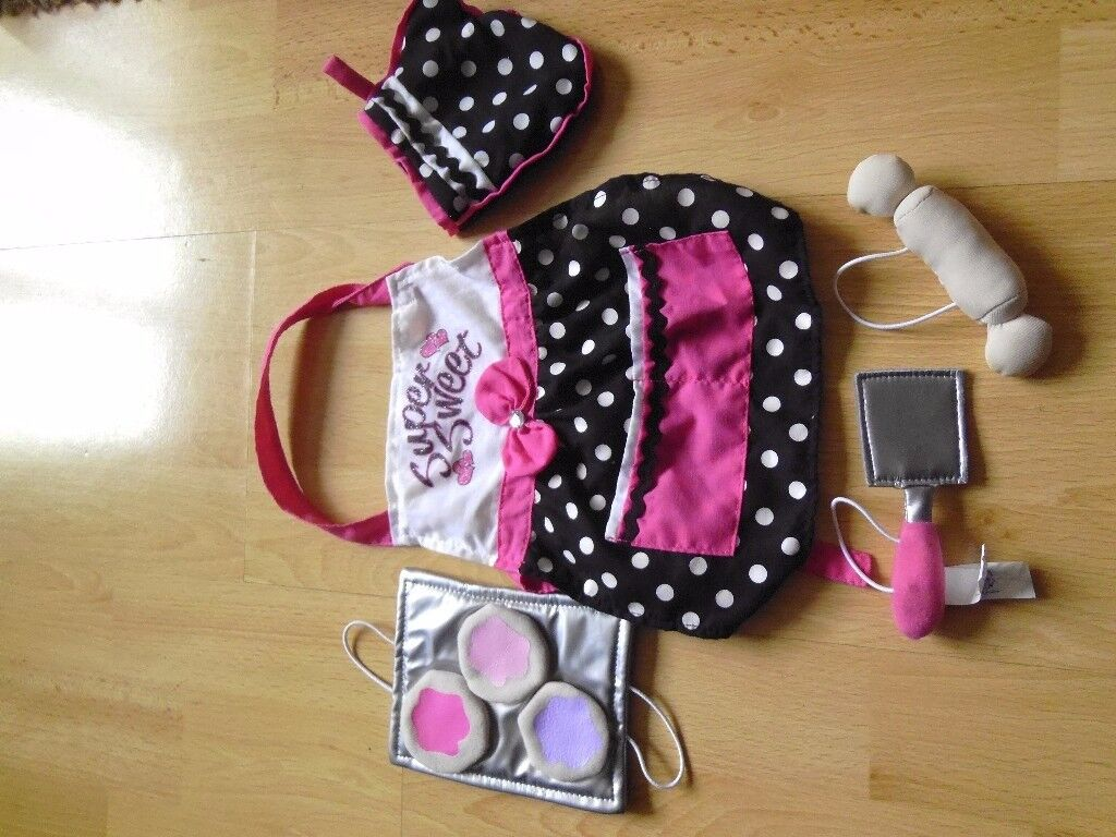 Build a Bear Cook Outfit