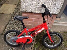 """14"""" Kids Ridgeback Bike"""