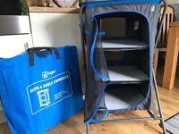 Two - Elite 4 Shelf Cupboard