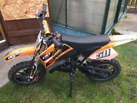 Crx mini moto