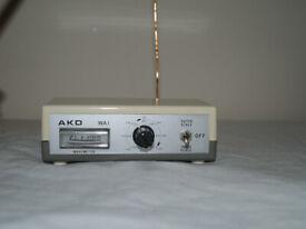 Wave Absorption Meter – Wavemeter -AKD WA-1 - 120-200MHz and 195-450MHz
