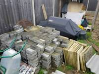 Free bricks block paving