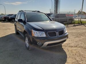 2009 Pontiac Torrent 3.4L V6 AWD!! Inspected W/Warranty!