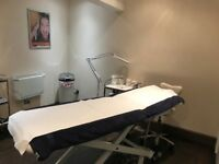 Therapy Room/ Treatment / Massage to Rent In a Lovely Salon in Soho, London