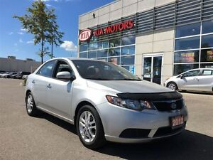 2012 Kia Forte EX BLUETOOTH HEATED SEATS ALLOYS CRUISE!! NICE!!