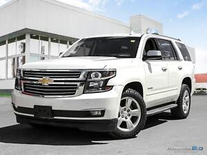 2015 Chevrolet Tahoe LTZ | Navigation | Leather | Sunroof | Remo