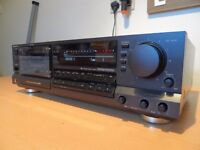 Technics RS-B965 Stereo Cassette Deck - Top of the range Audiophile Deck - Fantastic Sound Quality