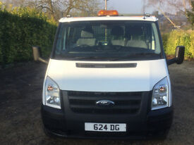 2011 61 Reg Ford Transit Tipper 350 115 Bhp Owned from new only 39000 Miles