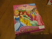 disney princess my busy book