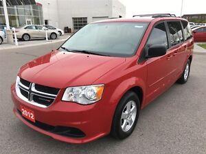 2012 Dodge Grand Caravan SE - Tinted Windows, Low Kms!!