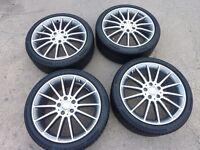 MERCEDES W176 AMG wheels
