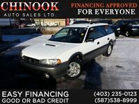 1998 Subaru Outback Base CALL: (403)235-0123