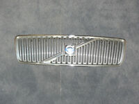 Volvo S80 OEM Emblem + Front Chrome Grille Grill