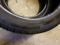 3 tyres 215/45/17