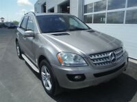 2006 Mercedes-Benz M-Class ML500 FULL-GARANTIE FORD 2 ANS FULL