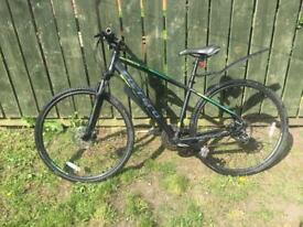 Carrera crossfire hybrid bike 2