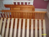 cot and first bed