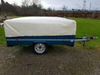 Raclet trailer tent heavy duty waterproof cover
