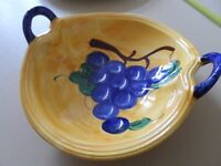 POTTERY BOWL -PERFECT CONDITION